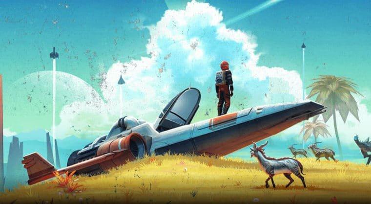 Nova atualização de No Man's Sky adiciona multiplayer (e mais um monte de coisas) no jogo