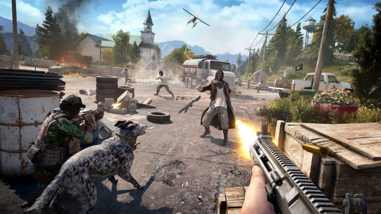 Far Cry 5 | Assista à uma hora e meia de gameplay do jogo