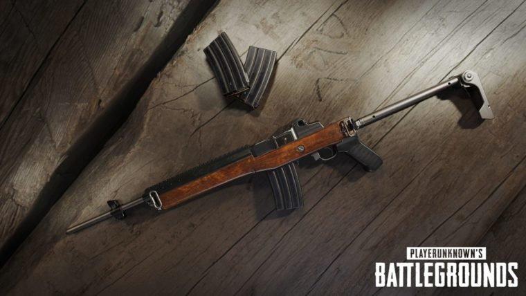 PlayerUnknown's Battlegrounds   Nova atualização adicionará nova arma e neblina