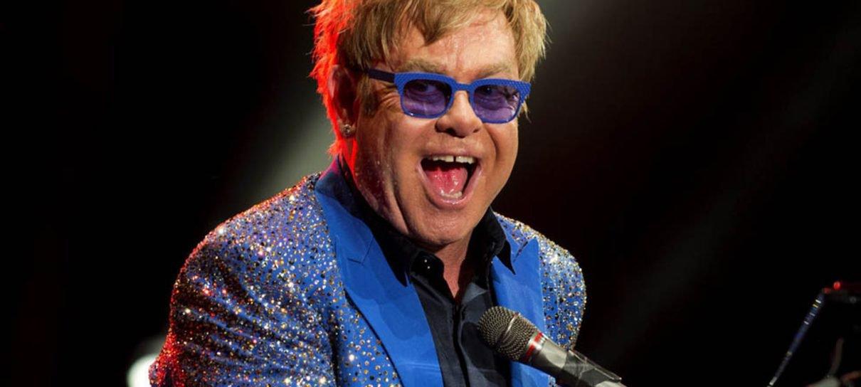 Taron Egerton vai interpretar Elton John em musical de fantasia para maiores