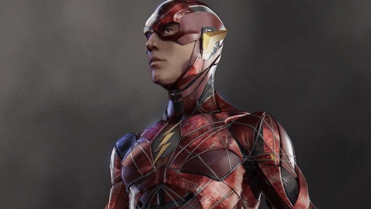 Liga da Justiça | Tem algo errado (e grande) nessa nova arte conceitual do Flash