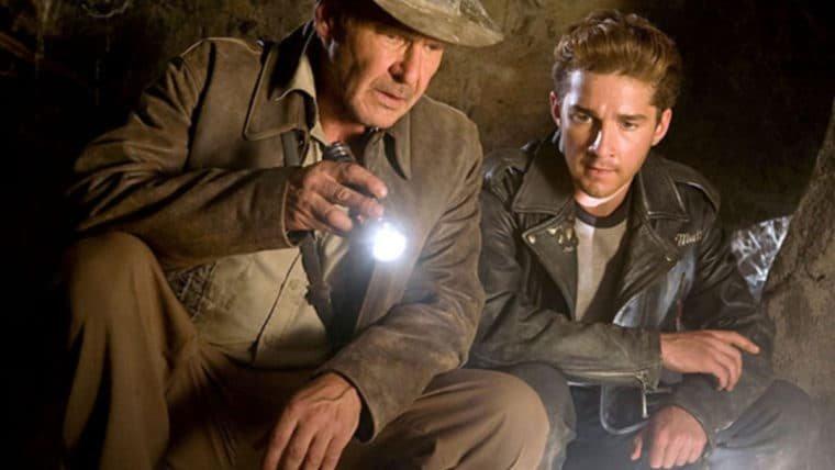 Shia LaBeouf não vai participar de Indiana Jones 5