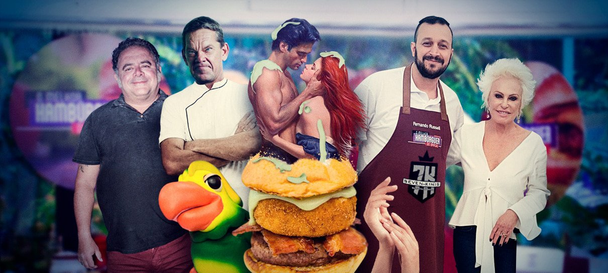 O melhor hambúrguer do Brasil