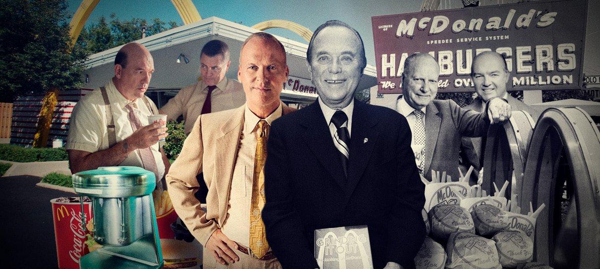 Ray Kroc: Fome de expansão
