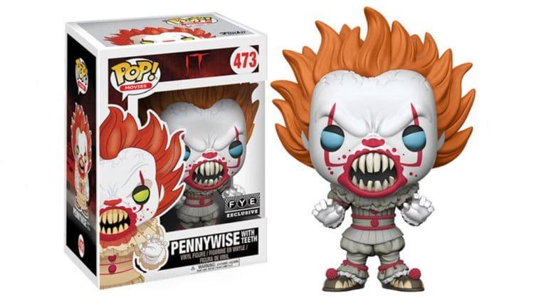 It: A Coisa | Pennywise está pronto para devorar você em novo colecionável da Funko