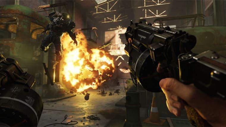 Wolfenstein II: The New Colossus ganha novo vídeo de gameplay