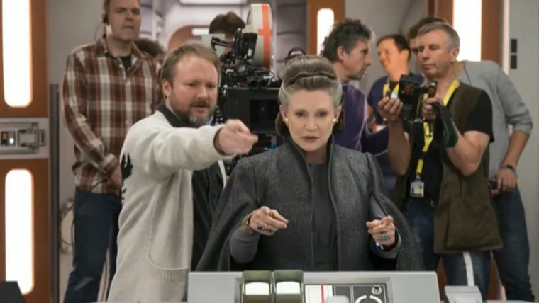 Star Wars IX   Lucasfilm ofereceu direção a Rian Johnson antes de convidar J.J. Abrams