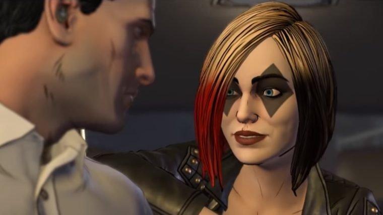 Arlequina aparece em próximo episódio de Batman: The Enemy Within