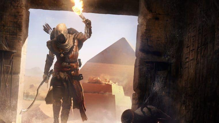 Assassin's Creed terá modo sem combate para ensinar sobre o Egito