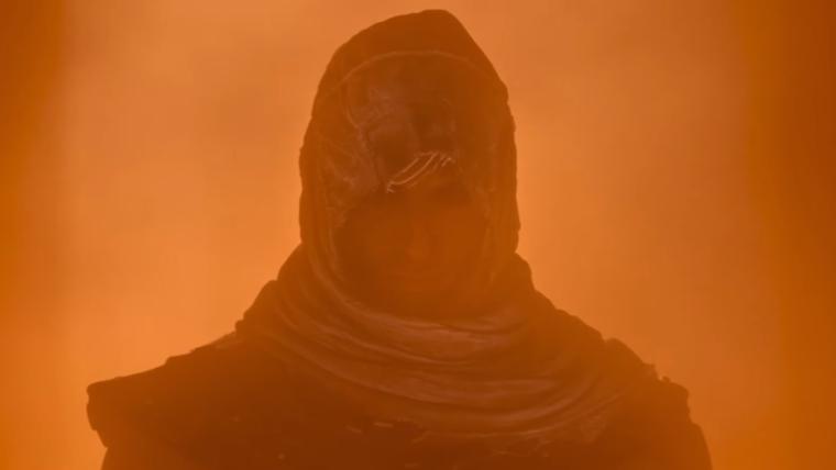 Novo trailer de Assassin's Creed Origins mostra o Egito se desfazendo em areia
