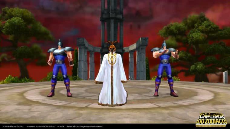 Cavaleiros do Zodíaco - Saint Seiya Online já está disponível para todos