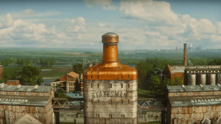 Kingsman: O Círculo Dourado   Novo vídeo mostra a sede dos Statesman