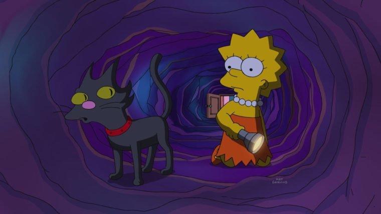 Os Simpsons terá especial de Halloween inspirado por Coraline e com voz de Neil Gaiman