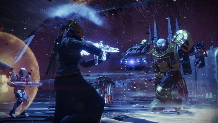 Destiny 2 bate recorde de vendas globais em seu lançamento na PS Store