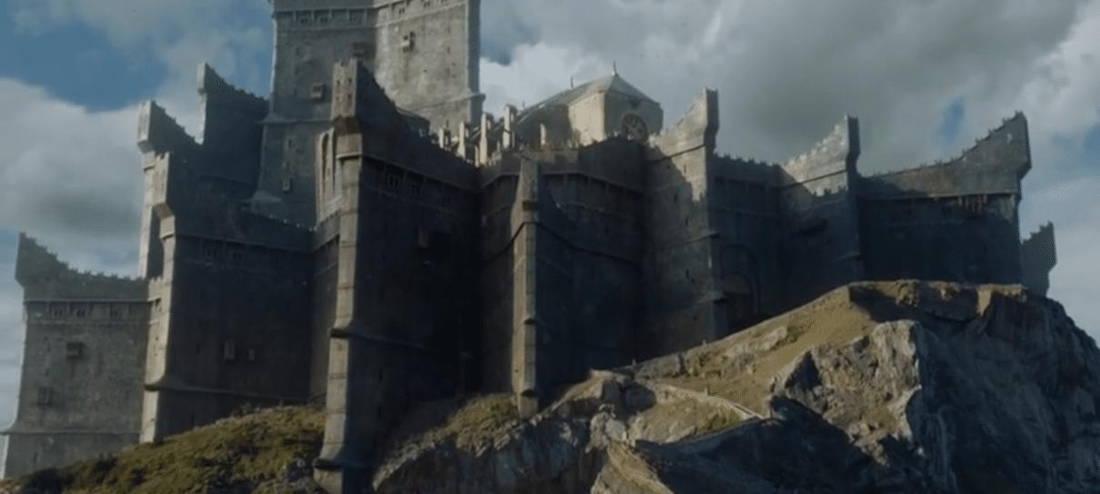 Um santuário na Espanha está cheio de fãs de Game of Thrones
