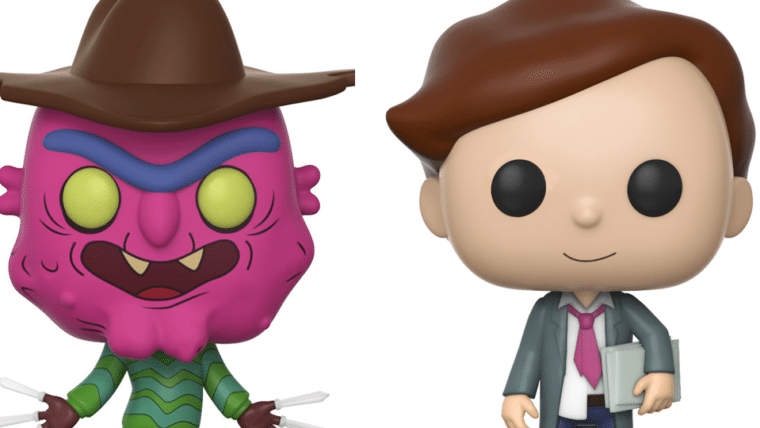 Personagens da terceira temporada de Rick and Morty ganharão Funko Pops