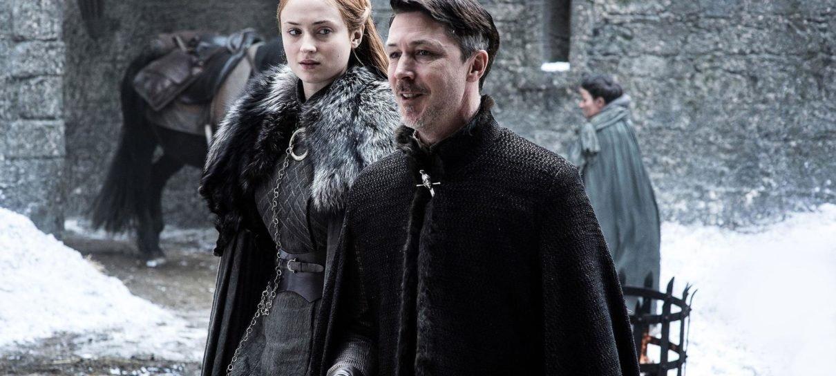 Game of Thrones | Sophie Turner relembra motivos para odiar Mindinho