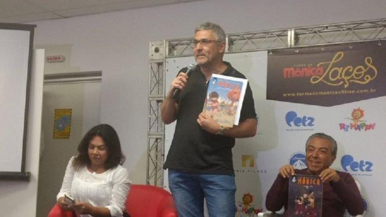 Turma da Mônica - Lembranças é o título da terceira graphic novel dos irmãos Caffagi