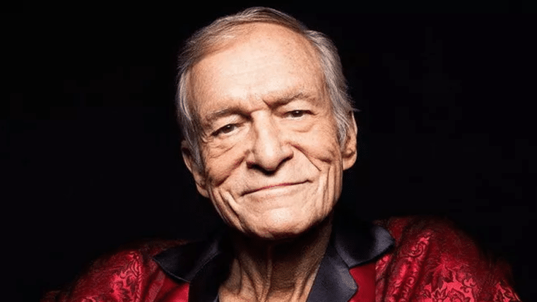 Hugh Hefner, o criador da Playboy, faleceu aos 91 anos