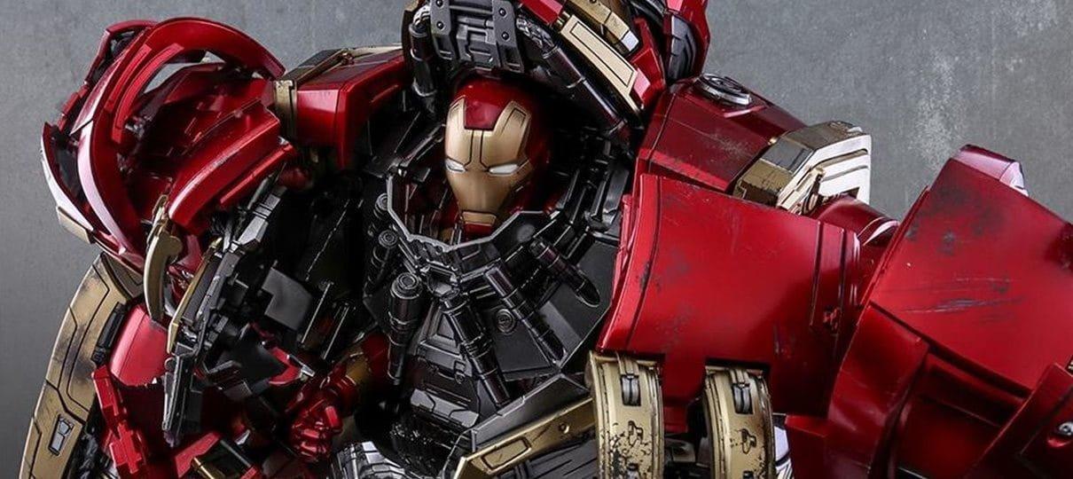 Vingadores: Era de Ultron | Hulkbuster da Hot Toys está pronto para destruir tudo!