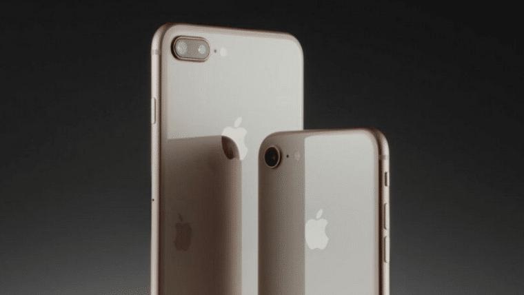 iPhone 8 e iPhone 8 Plus são anunciados