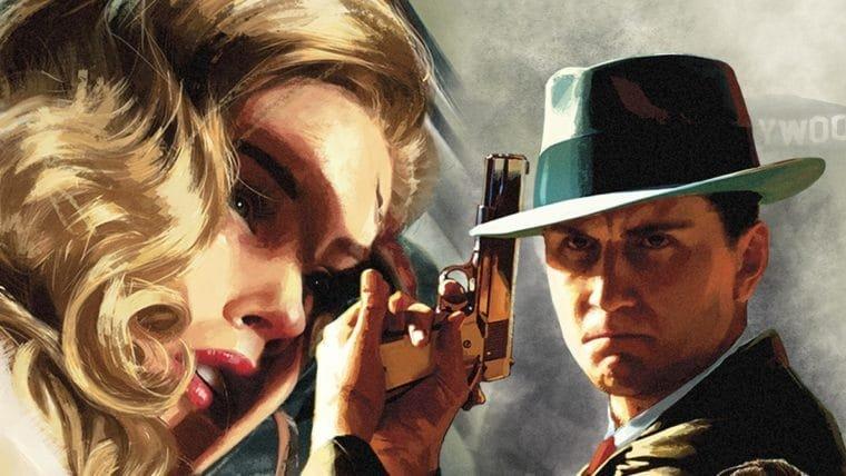 L.A. Noire ganha versões para geração atual de consoles e VR