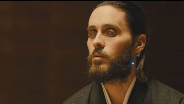 Jared Leto emulou cegueira para entrar no personagem de Blade Runner 2049