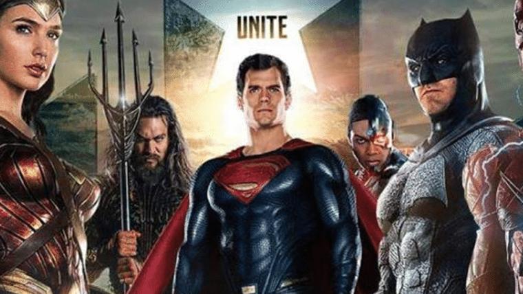 Superman retorna para a Liga da Justiça em novo pôster do filme