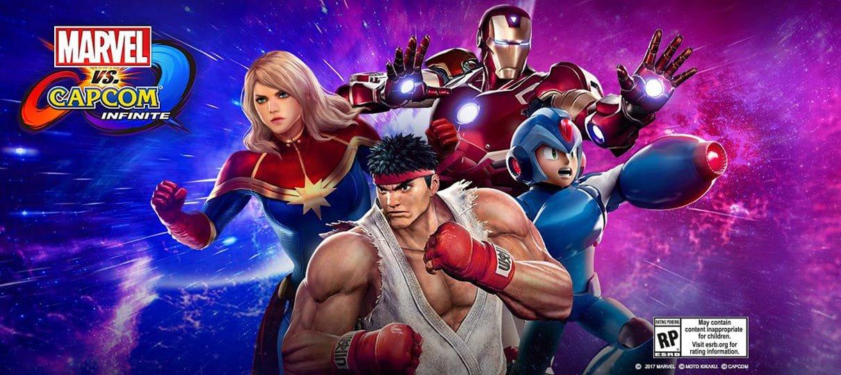 Review | Marvel Vs. Capcom: Infinite