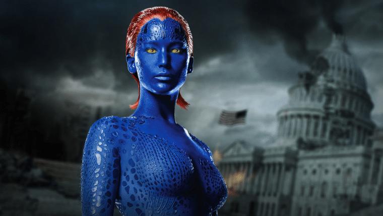 Jennifer Lawrence reprisará papel de Mística em X-Men: Dark Phoenix