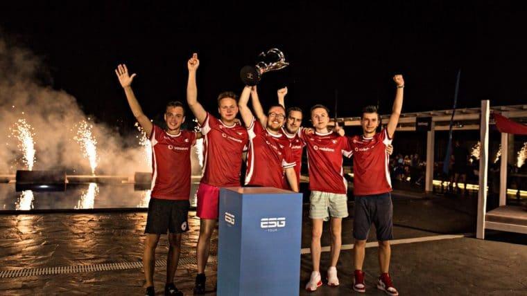 CS:GO | mousesports vence ESG Tour Mykonos; SK Gaming fica em terceiro