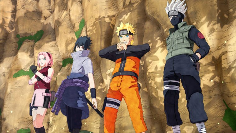 Naruto to Boruto: Shinobi Striker ganha novo trailer na Tokyo Game Show