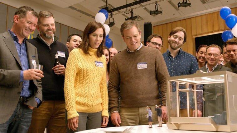 Matt Damon e Kristen Wiig se miniaturizam em trailer de Pequena Grande Vida