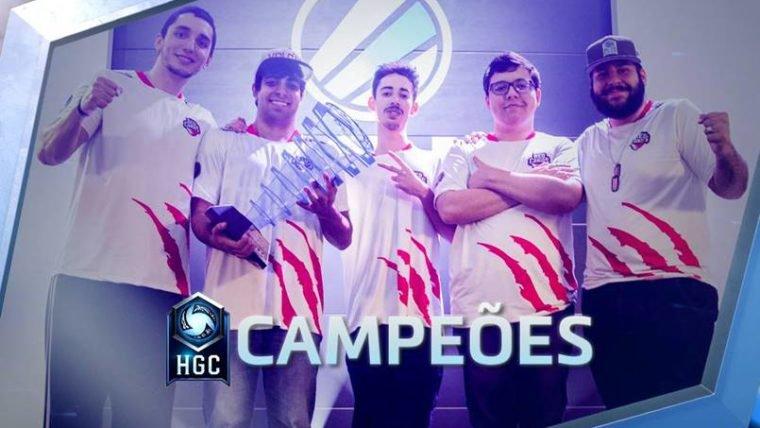 RED Canids é tricampeã da Copa América de Heroes of the Storm