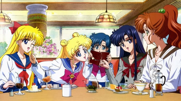Lanchonetes temáticas de Sailor Moon vão empanturrar você em nome da Lua