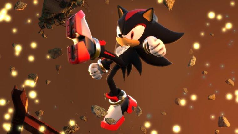 Sonic Forces terá DLC gratuito com Shadow como protagonista