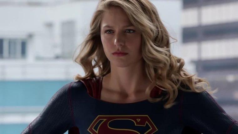 Supergirl usará novo traje em terceira temporada