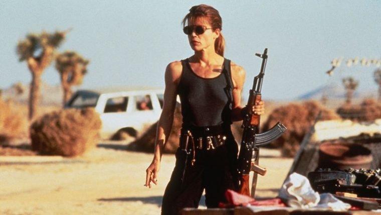 Sarah Connor de volta! Linda Hamilton é confirmada no novo Exterminador do Futuro