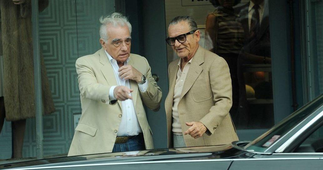 The Irishman | Fotos mostram Robert De Niro, Joe Pesci e Martin Scorsese em Nova Iorque