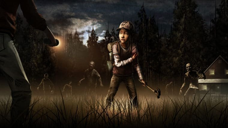 The Walking Dead: Season 1 está de graça na loja do Humble Bundle