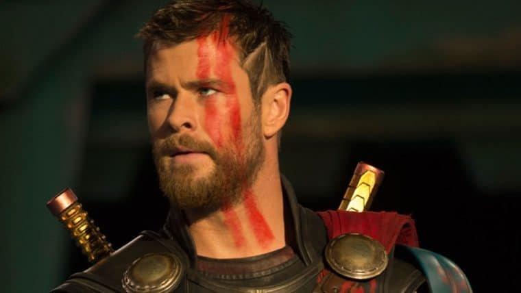 Thor: Ragnarok | Chris Hemsworth comenta sobre toque de humor no filme