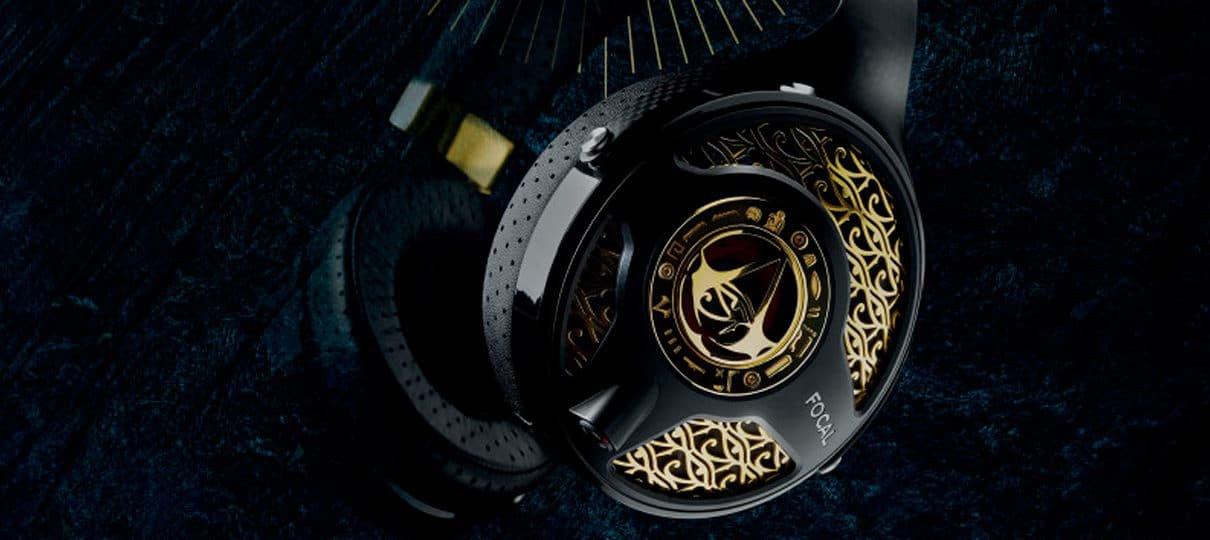 Este conjunto com headset de Assassin's Creed Origins custa mais de R$ 230 mil!