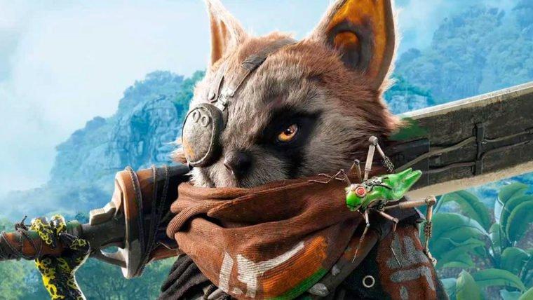 BioMutant   Criação de personagem e ação em mundo aberto são destaques do novo gameplay
