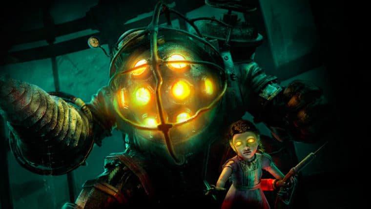 Fã reimagina Bioshock como um jogo de 1998 em vídeo
