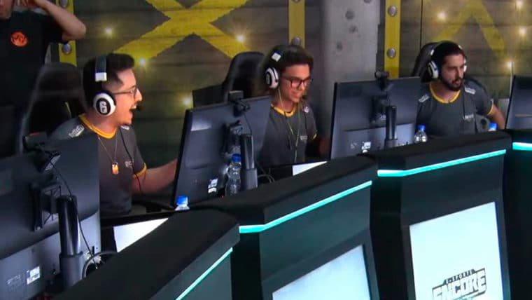 Rainbow Six Siege | Brasileirão retorna com vitórias de Team Fontt e Encore