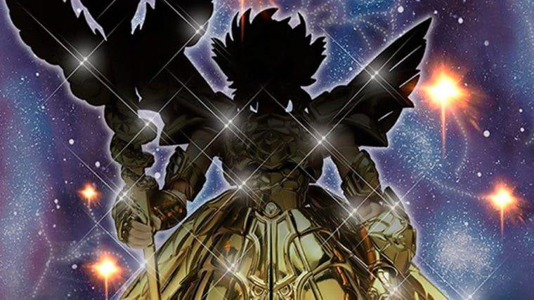 Cavaleiros do Zodíaco anuncia Cloth Myth EX de Odisseu de Ofiúco, o 13º Cavaleiro de Ouro