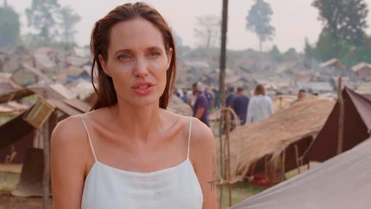 First They Killed My Father   Filme dirigido por Angelina Jolie ganha vídeo de bastidores