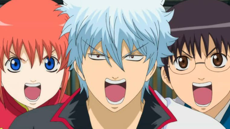 Gintama | Arco Porori será transmitido pela Crunchyroll; assista ao novo vídeo!
