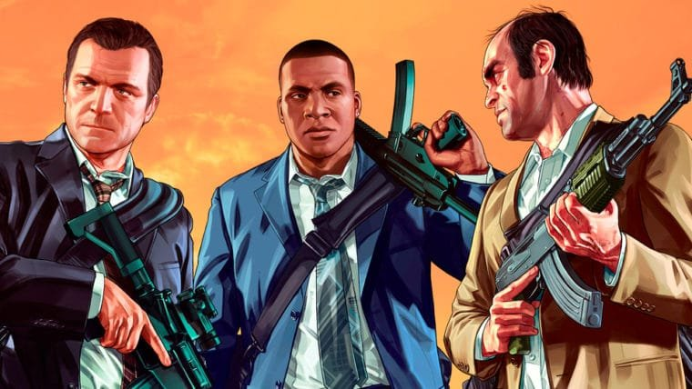 GTA V agora é o jogo mais vendido de todos os tempos nos EUA