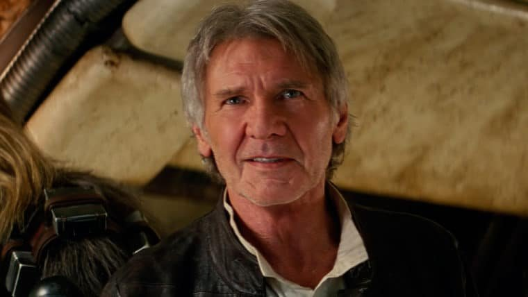 Harrison Ford comenta a possibilidade de voltar à franquia Star Wars